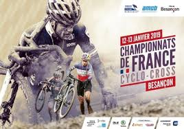 affiche chapionnat de France cyclo cross 2019
