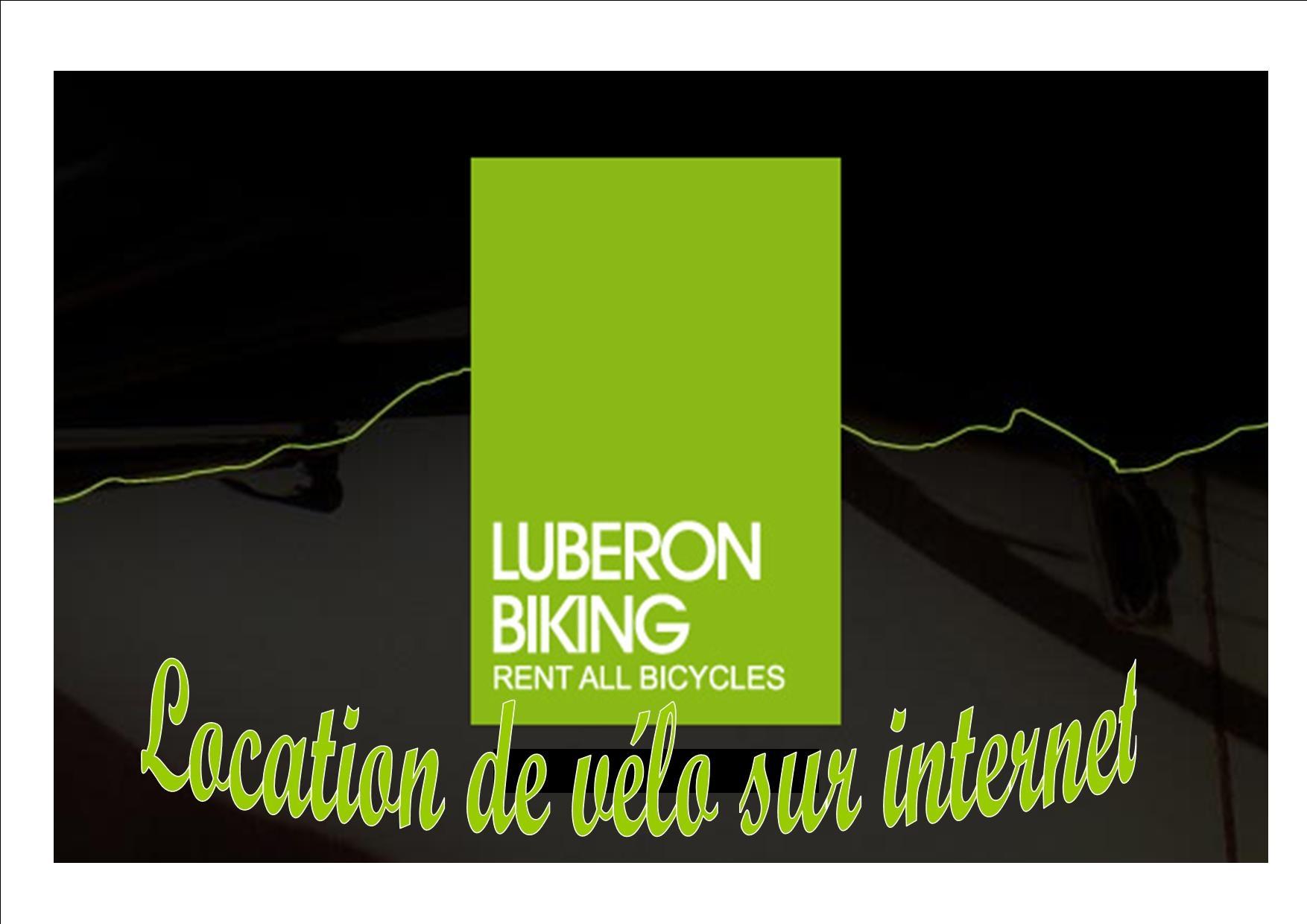 logo luberon biking