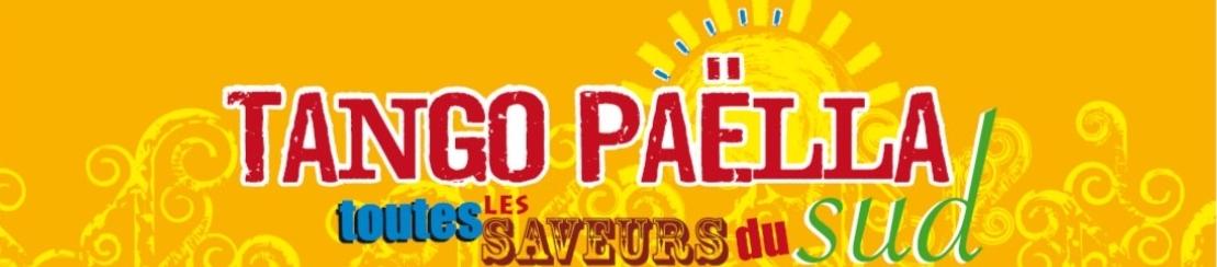 tango paella logo